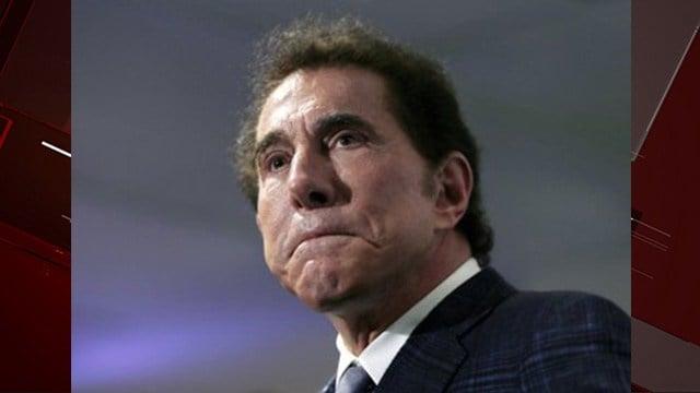 Steve Wynn resigned as CEO and Chairman of Wynn Resorts Tuesday. (Photo: Associated Press)