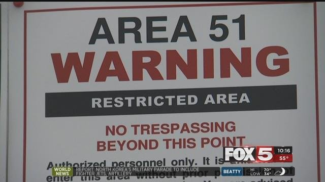 A Henderson man was part of the CIA during the Cold War and spent his days carrying out top secret missions at Area 51.