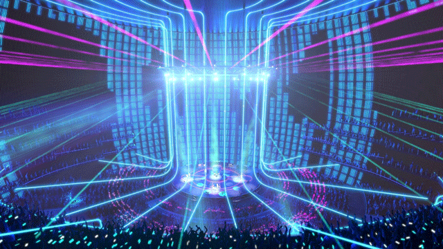 """The MSG Sphere is expected to """"pioneer the next generation of transformative, immersive experiences."""" (Madison Square Garden Company)"""