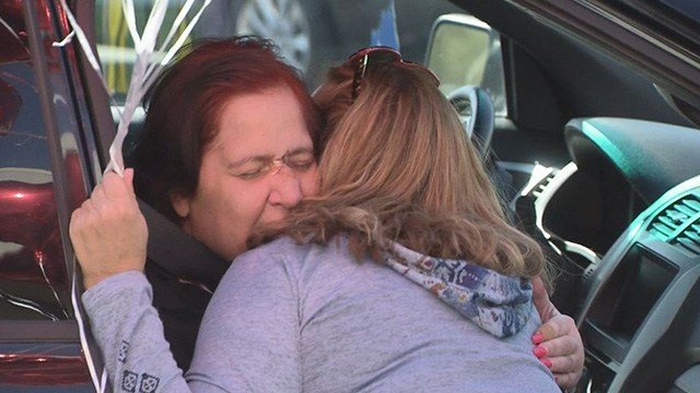 More than four months after the 1 October shooting, one survivor is finally going home. (Photo: Jason Westerhaus / FOX5)