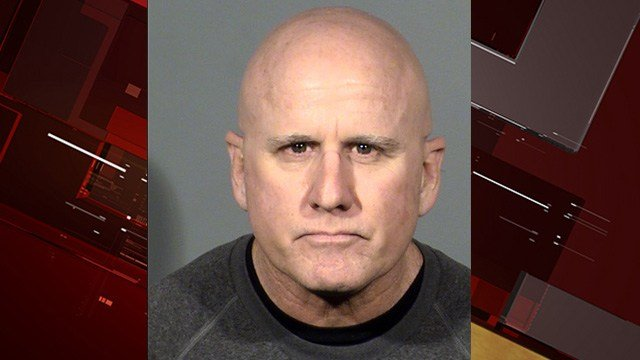 Las Vegas Metropolitan Police Lt. James Melton was arrested Wednesday after being indicted by a grand jury following fraud and theft allegations, according to LVMPD.