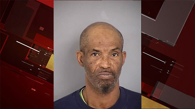 Michael Cooley Sr., 55, faces one count of open murder with a deadly weapon (NLVPD / FOX5).