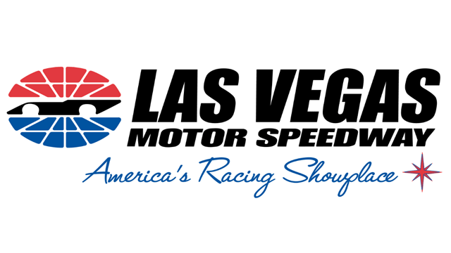 The logo for the Las Vegas Motor Speedway is shown in a file image. (Source: LVMS)