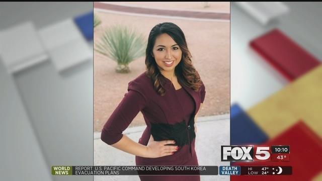 A 22-year-old high school English teacher is running to represent Assembly District 3 in Nevada.