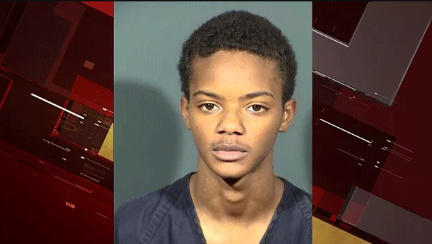 Royal Love-Camp was sentenced for killing 20-year-old Jonathan Potter on an RTC bus Dec. 15, 2016 (LVMPD / FOX5).