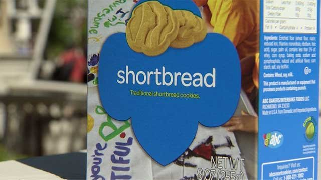Girl Scout cookies being sold across metro Atlanta malls
