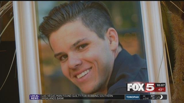 Quinton Robbins, a victim of 1October has beeninspiring acts of kindness all over the country.