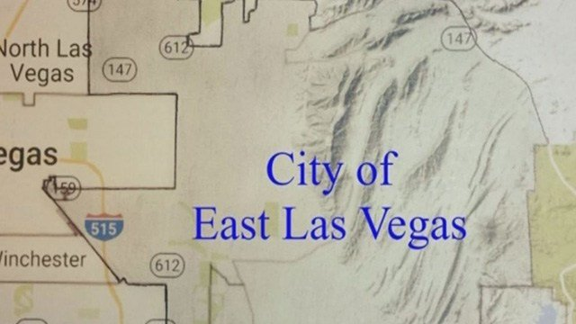 Some residents on the east side of the valley said they want to combine the towns of Whitney and Sunrise Manor and incorporate the area into a city.