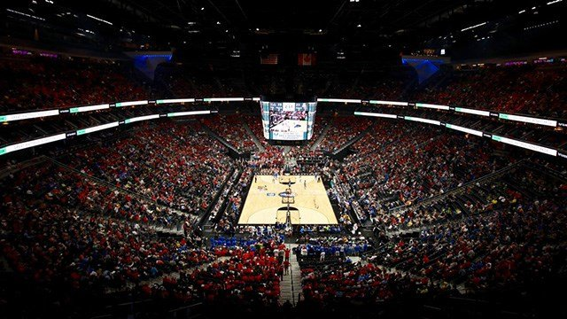 Thousands of fans came to Las Vegas this week to cheer on their teams during the conference championships. (Photo: Pac-12 Conference)