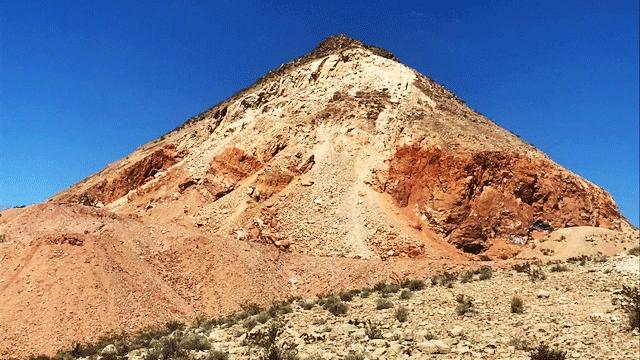 Crews will begin to close mining shafts in southwest Las Vegas in April. (Brad Boyer/FOX5)