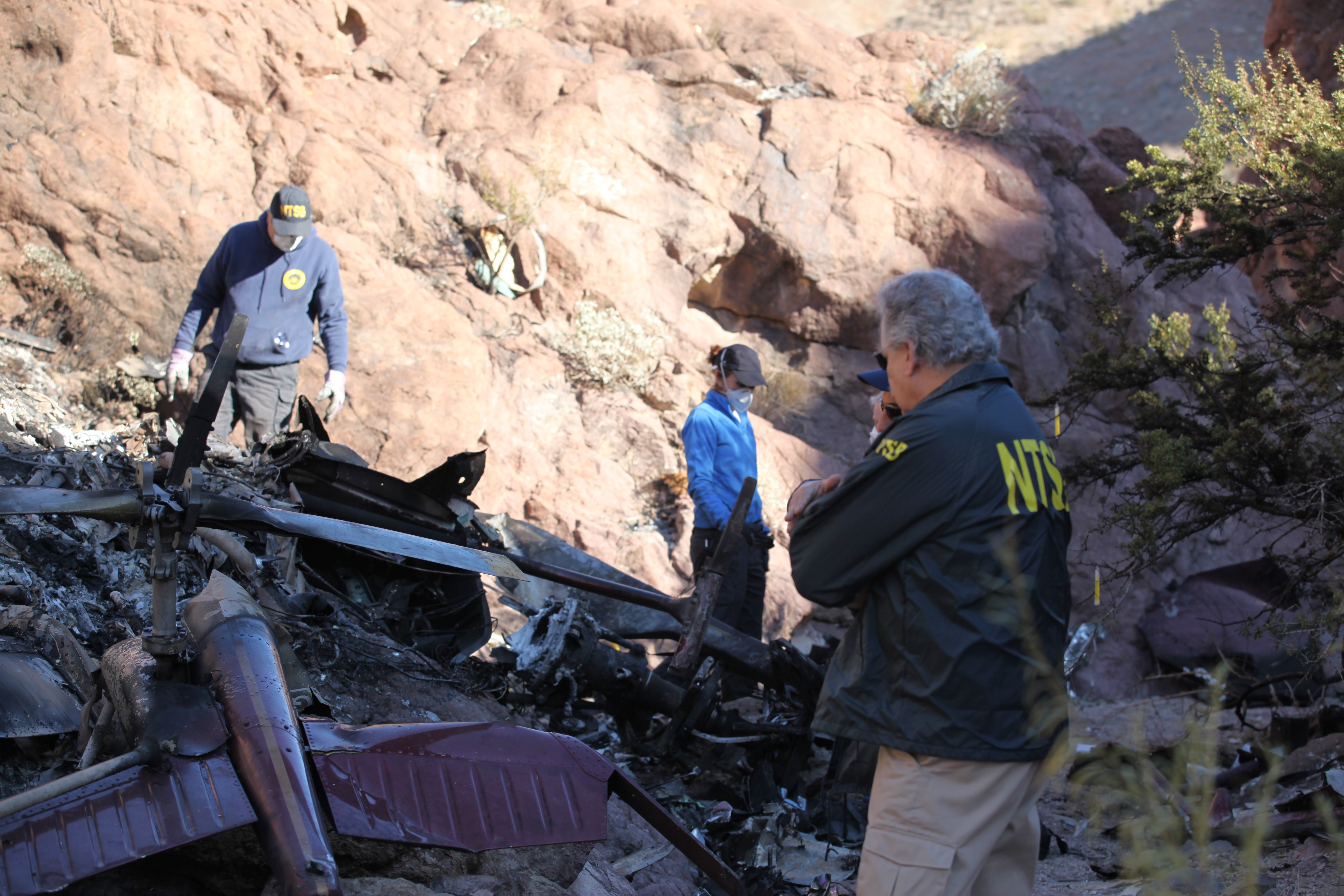 NTSB Releases Preliminary Report In Fatal Tour Helicopter Crash  FOX5 Vegas
