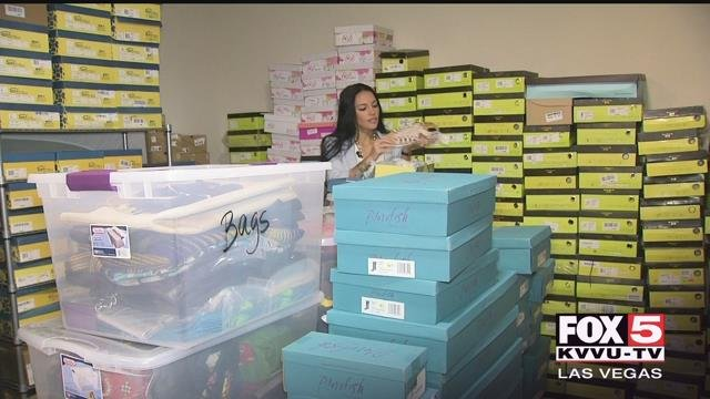 A valley woman said she makes $100K selling clothes from home. (FOX5)