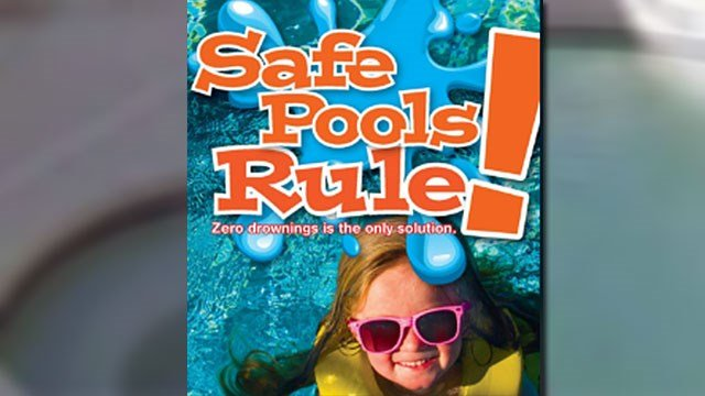 City of Henderson launched 'Safe Pools Rule!' to promote pool safety (Henderson / FOX5).
