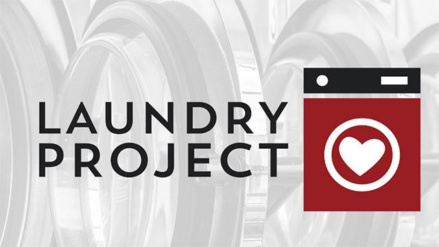 The Laundry Project logo (LaundryByCurrent.org).
