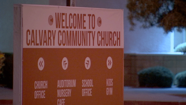 Calvary Christian Academy filed for bankruptcy and closed its doors. (Peter Dawson/FOX5)