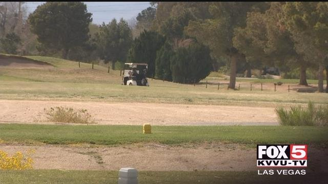 The Black Mountain Golf Course and Country Club in Henderson could be shutting down by this fall if it cannot find a buyer. (FOX5)