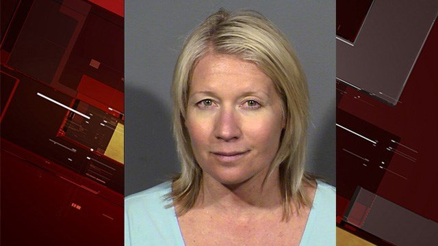 April Shephard, a fourth-grade teacher at Tom Williams Elementary School in North Las Vegas was arrested for DUI. (Photo: LVMPD)