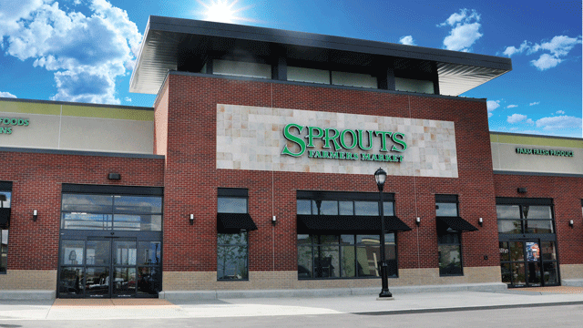A Sprouts Farmers Market is shown in a file image. (Source: Sprouts)