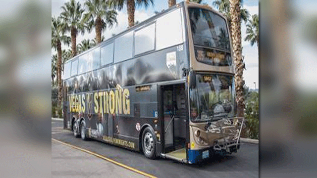 The Golden Knights Express will offer services through the playoffs. (Source: RTCSV)