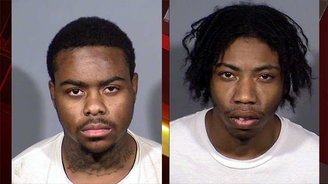 Marquan Jackson and Johnny Terrell (LVMPD)