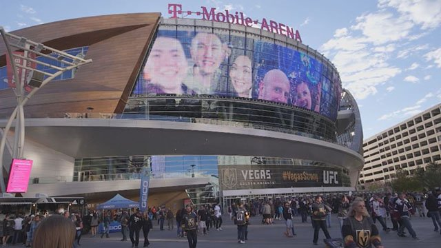The Vegas Golden Knights return to the ice Monday for Game 1 the Stanley Cup Final. (FOX5)