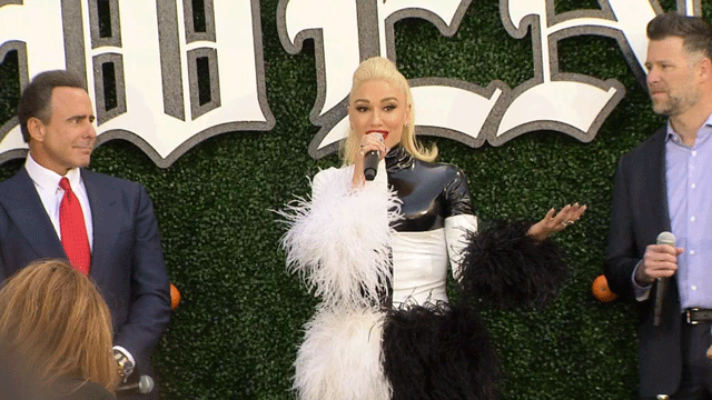 Gwen Stefani Gets Warm Welcome After Announcing Las Vegas Residency!