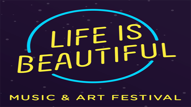 The three-day Life is Beautiful Music and Art Festival kicks off in Las Vegas on Sept. 21 (Life is Beautiful).