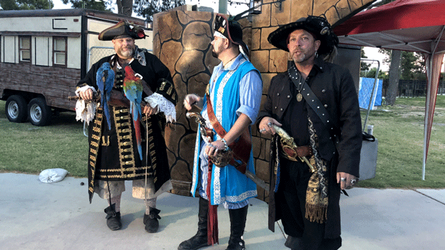 Pirate Fest is coming to Craig Ranch Regional Park. (Mike Doria/FOX5)