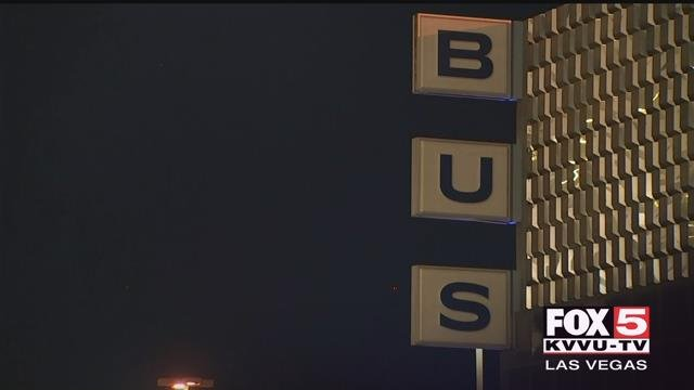 A man and his nephew said they were stranded in the middle of Texas because of a problem with the Greyhound bus system. (FOX5)