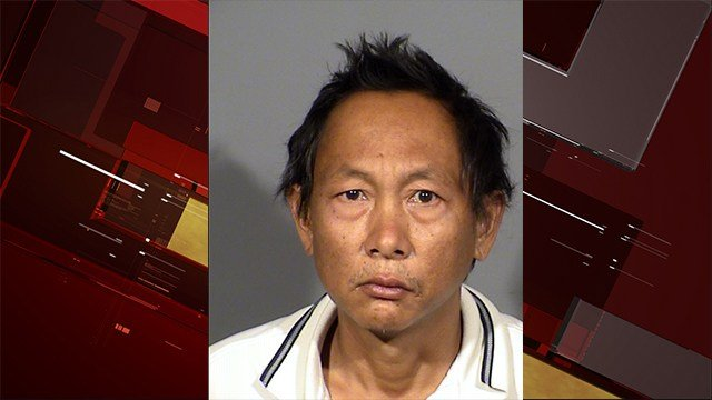 Police arrested Tuan Ngo for murder with a deadly weapon. April 24, 2018 (Photo: Las Vegas Metro Police Department)