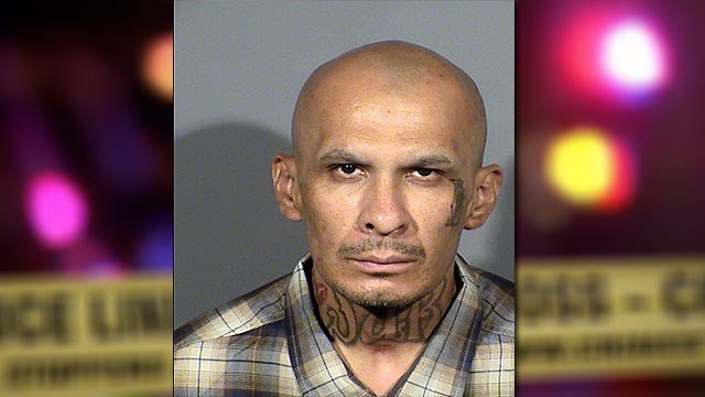 Gonzalo Rivera, 42, faces a murder charge in the death of Mark Salazar (LVMPD / FOX5).