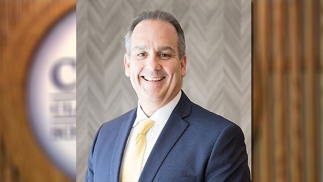 CCSD trustees selected Dr. Jesus Jara as the new superintendent May 2, 2018 (CCSD / FOX5).