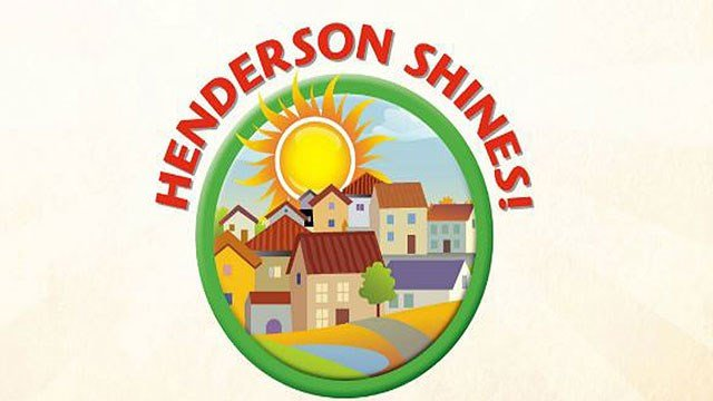 Henderson Shines event (City of Henderson).