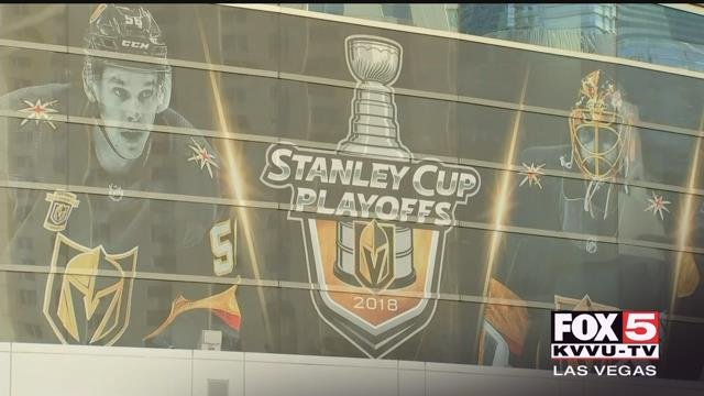 As the Vegas Golden Knights' games get bigger, so does the demand for tickets; and that's something that scammers have noticed. (FOX5)