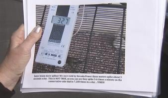 NV Energy customers have tested their own meters using RF analyzers