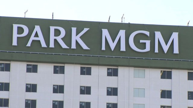 The Monte Carlo transformed into the Park MGM. (FOX5)