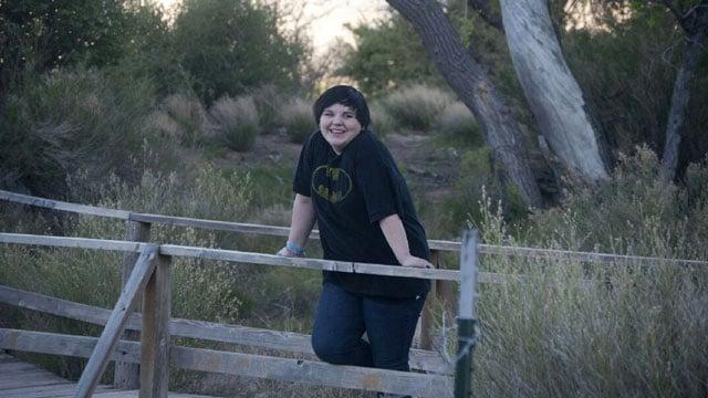 Makenzzi Lea Nix was killed in the rollover crash in northwest Las Vegas. (Source: Nix's family)