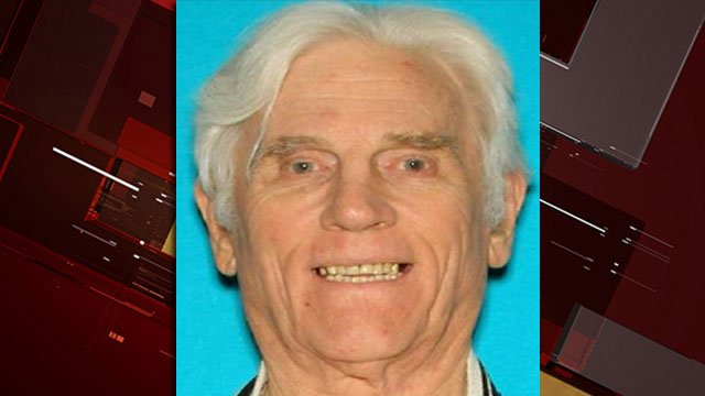 Robert Anthonisen was last seen in the area of Buffalo Drive and Farm Road. (Source: LVMPD)