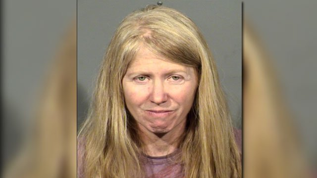 Leslie McGourty (Source: LVMPD)