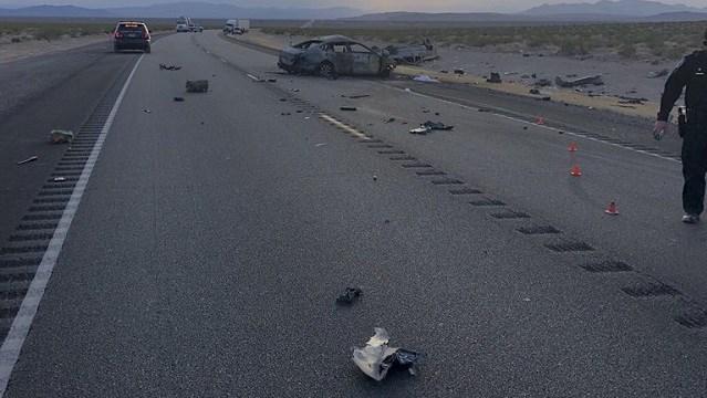 (Nevada Highway Patrol/Twitter)