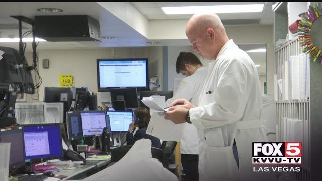 valley trauma teams have been going across the country, sharing lessons from the 1 October shooting. (FOX5)