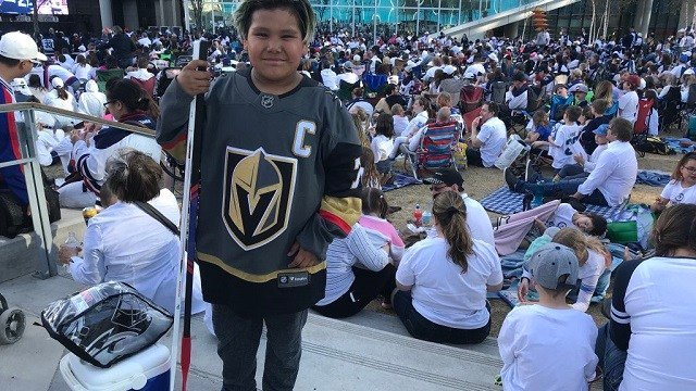 Vegas Golden Knights to host scavenger hunt for tickets