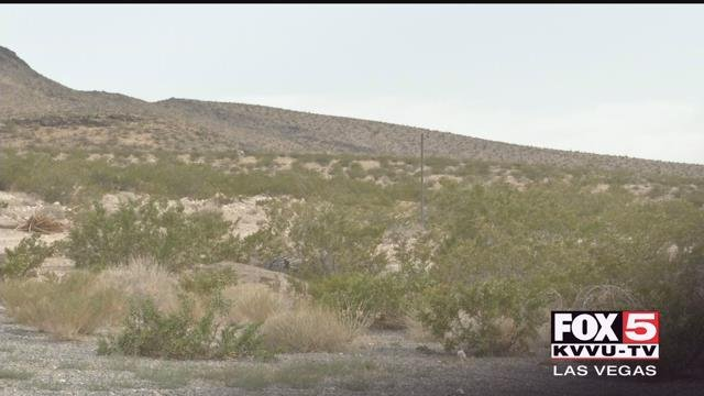 On Tuesday, Clark County was scheduled to hear from residents about plans to open tens of thousands of acres of land outside the Las Vegas Valley for development.