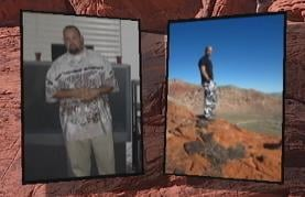 Hiker Rick Brown lost 170 lbs after he started hiking