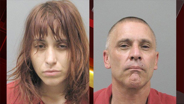 Jesenia Guerrero (left) and Kenneth McDougall (right). (Photo: Henderson Police Department)
