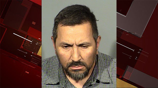 Anthony Rodriguez's mugshot. (Photo: Nevada Highway Patrol)