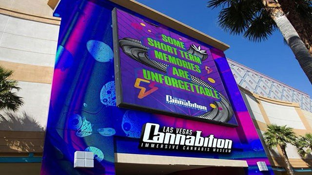 Cannabition Cannabis Museum will open in downtown Las Vegas on Aug. 2, 2018 (Courtesy: Cannabition / Facebook).