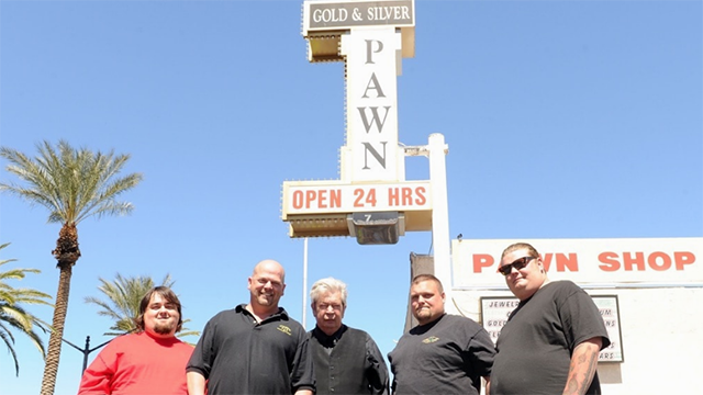 Pawn Stars' 'The Old Man' Richard Harrison has died