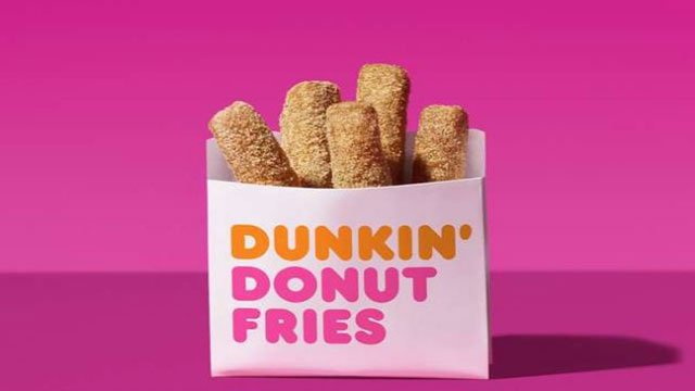 dunkin 39 donuts announces nationwide launch of cinnamon. Black Bedroom Furniture Sets. Home Design Ideas