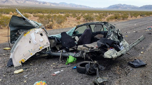 NHP examined a fatal crash on July 18, 2018. (Source: NHP)